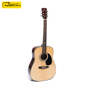 Các góc ảnh của Đàn Guitar Acoustic D-120 | Thegioiguitar.com.vn | 0865 888 685