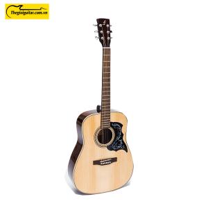 Các góc ảnh của Đàn Guitar Acoustic D-200 Website : thegioiguitar.com.vn Hotline : 0865 888 685