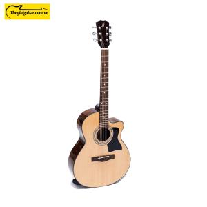 Các góc ảnh của Đàn Guitar Acoustic J-100 | thegioiguitar.com.vn | 0865 888 685