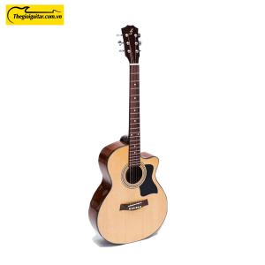 Các góc ảnh của Đàn Guitar Acoustic J-120 | thegioiguitar.com.vn | 0865 888 685