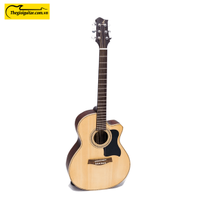 Các góc ảnh của Đàn Guitar Acoustic J-130 | thegioiguitar.com.vn | 0865 888 685