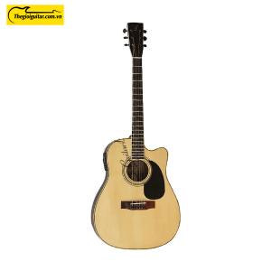 Các góc ảnh của Đàn Guitar Acoustic J-260-EQ-B12 Website : thegioiguitar.com.vn Hotline : 0865 888 685