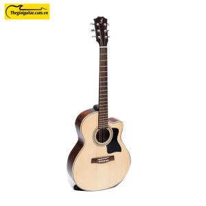 Các góc ảnh của Đàn Guitar Acoustic J-150 | thegioiguitar.com.vn | 0865 888 68