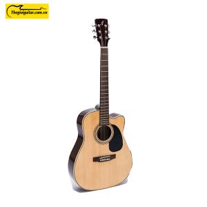 Các góc ảnh của Đàn Guitar Acoustic J-200 | thegioiguitar.com.vn | 0865 888 685