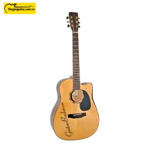 Các góc ảnh của Đàn Guitar Acoustic J-550-D Điệp Website : Thegioiguitar.com.vn Hotline : 0865 888 685