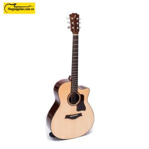 Các góc ảnh của Đàn Guitar Acoustic Taylor 400 Website : thegioiguitar.com.vn Hotline : 0865 888 685
