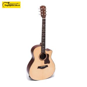 Các góc ảnh của Đàn Guitar Acoustic Taylor T420 Website : Thegioiguitar.com.vn Hotline : 0865 888 685