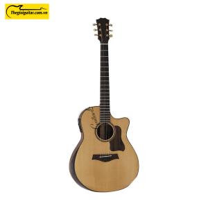 Các góc ảnh của Đàn Guitar Acoustic Taylor T450-EQB12 Website: Thegioiguitar.com.vn Hotline : 0865 888 685