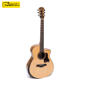 Các góc ảnh của Đàn Guitar Acoustic Taylor 600 Website : Thegioiguitar.com.vn Hotline : 0865 888 685