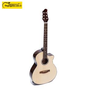 Các góc ảnh của Đàn Guitar Acoustic VE-70 | thegioiguitar.com.vn | 0865 888 685