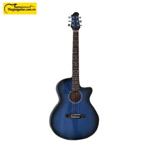 Các góc ảnh của Đàn Guitar Acoustic VE-85 |Thegioiguitar.com.vn | 0865 888 685
