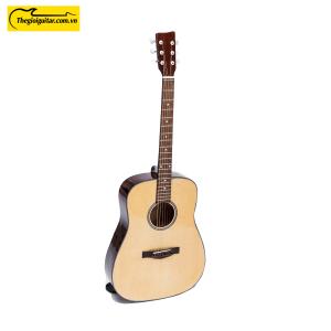 Các góc ảnh của Đàn Guitar Acoustic VE-70-D – Liên hệ 0865 888 685
