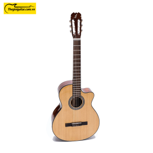 Các góc ảnh của Đàn Guitar Classic C100J Website : Thegioiguitar.com.vn Hotline : 0865 888 685
