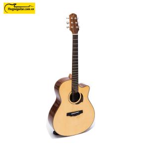 Các góc ảnh của Đàn guitar acoustic Taylor T650 Website : Thegioiguitar.com.vn Hotline : 0865 888 685