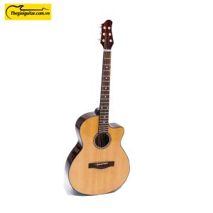 Các góc ảnh của Đàn guitar acoustic T70 | Thegioiguitar.com.vn | 0865 888 685
