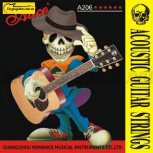 Dây Đàn Guitar Acoustic Alice A-206 | Thegioiguitar.com.vn | 0865 888 685