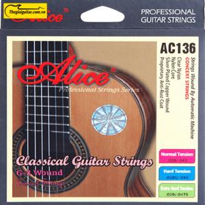 Dây Đàn Guitar Classic Alice AC-136N | Thegioiguitar.com.vn | 0865 888 685