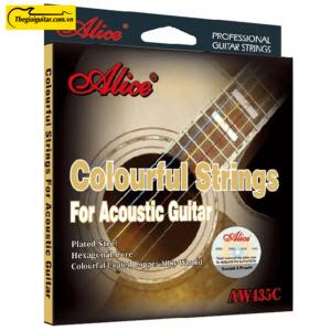 Dây Đàn Guitar Acoustic Alice AW-435 | Thegioiguitar.com.vn | 0865 888 685