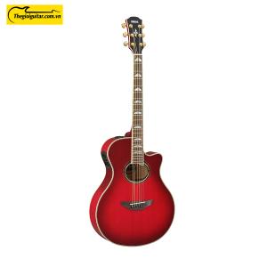Đàn Guitar Yamaha APX1000 Màu Crimson Red Burst | Thegioiguitar.com.vn | 0865 888 685
