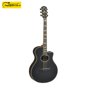 Đàn Guitar Yamaha APX1200II Màu Black | Thegioiguitar.com.vn | 0865 888 685