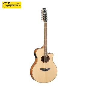 Đàn Guitar Yamaha APX700II 12 dây Màu Natural | Thegioiguitar.com.vn