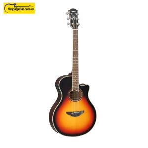Đàn Guitar Yamaha APX700II Màu Vintage Sunburst | Thegioiguitar.com.vn | 0865 888 685