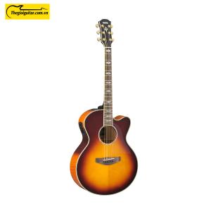 Đàn Guitar Yamaha CPX1000 Màu Brown Sunburst | Thegioiguitar.com.vn | 0865 888 685