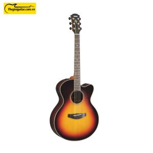 Đàn Guitar Yamaha CPX1200II Màu Vintage Sunburst | Thegioiguitar.com.vn | 0865 888 685