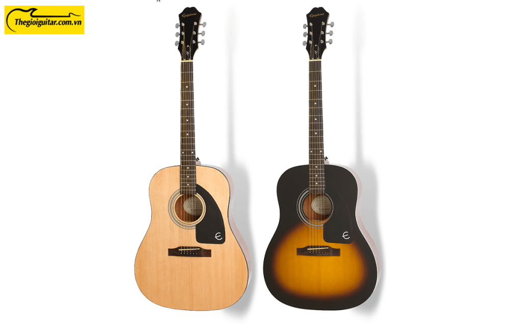 Đàn Guitar Acoustic Epiphone AJ-100 | Thegioiguitar.com.vn | 0865 888 685