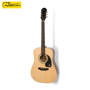 Đàn Guitar Acoustic Epiphone Dr-100 Màu Natural | Thegioiguitar.com.vn | 0865 888 685