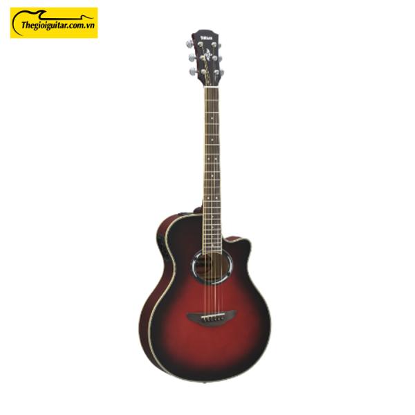Đàn Guitar Yamaha APX500III Màu Dusk Sun Red   Thegioiguitar.com.vn   0865 888 685