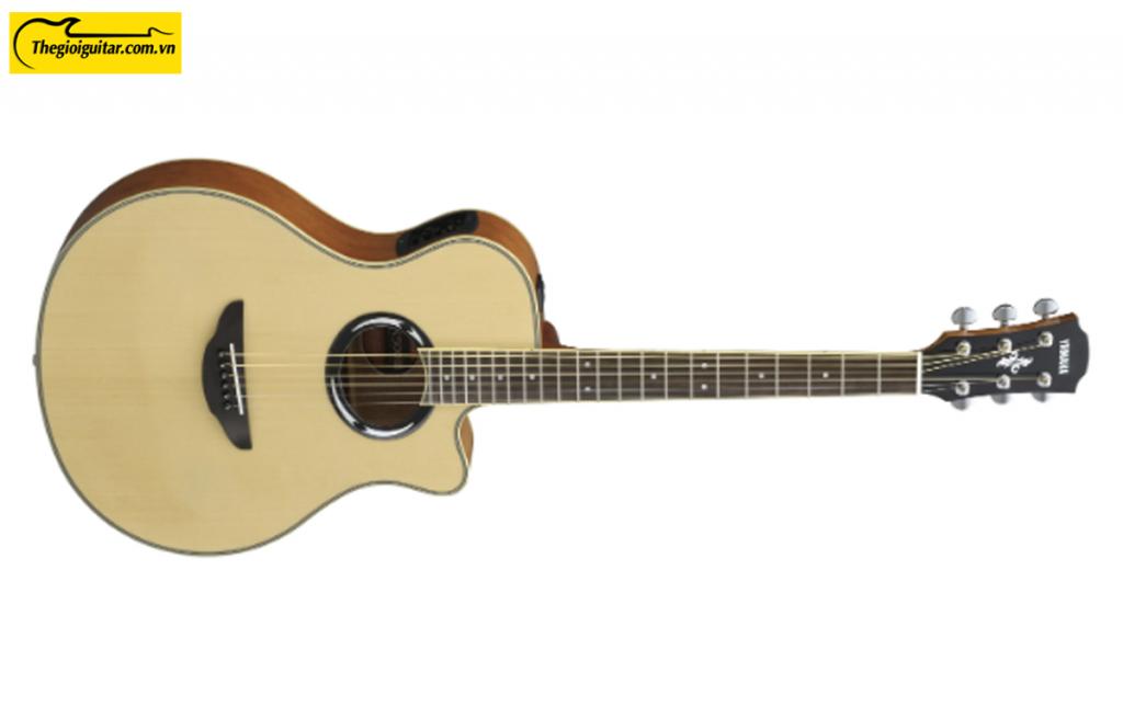 Đàn Guitar Yamaha APX500III Màu Natural   Thegioiguitar.com.vn   0865 888 685