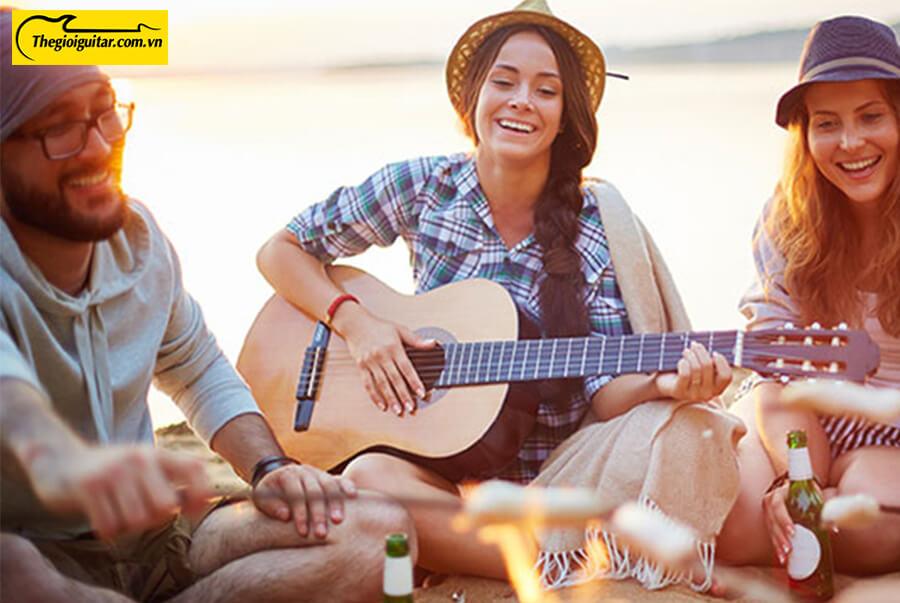 Âm nhạc mang mọi người đến gần nhau hơn!