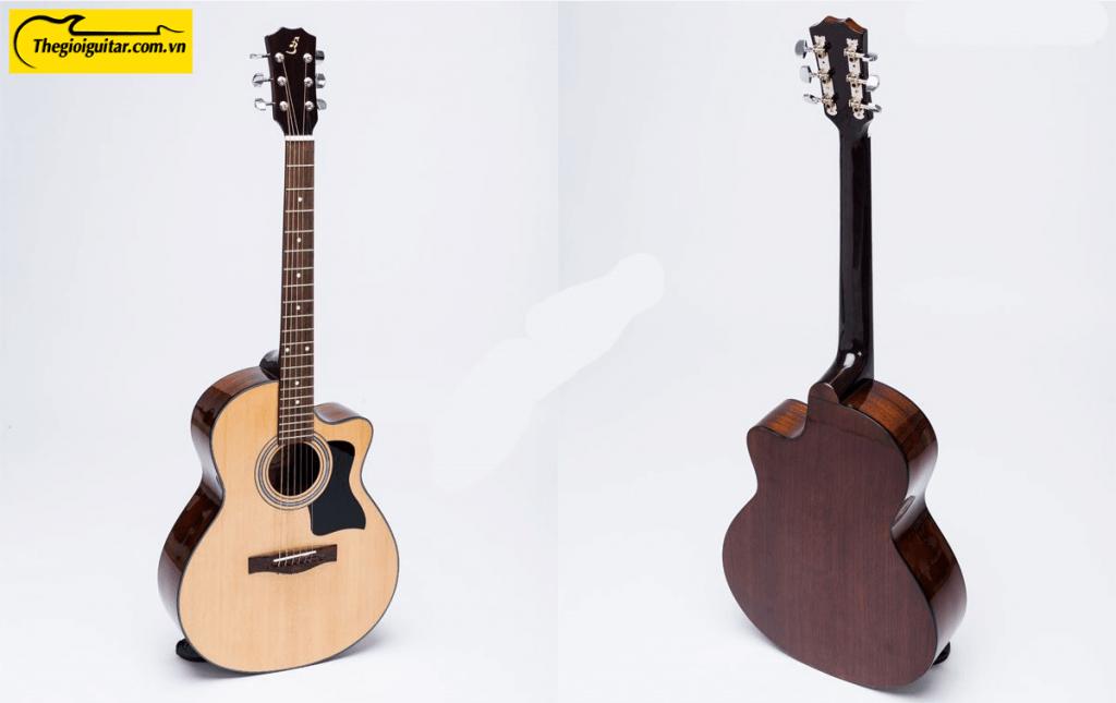 Đàn Guitar Acoustic Badon J100. Giá 1.500.000đ.