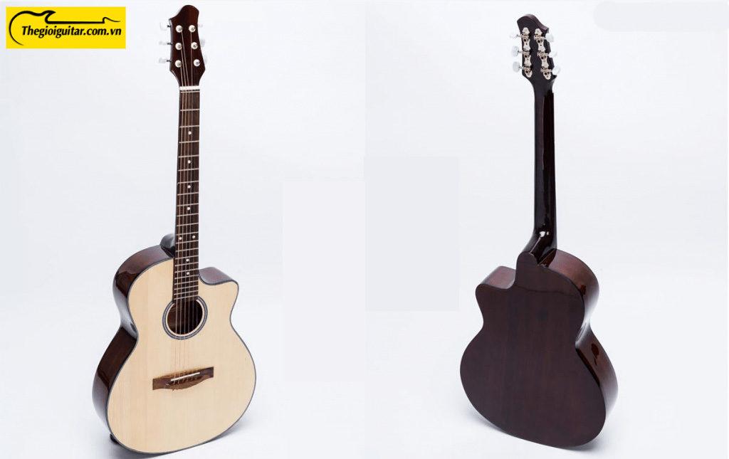 Đàn Guitar Acoustic Badon VE70. Giá 1.10.000đ