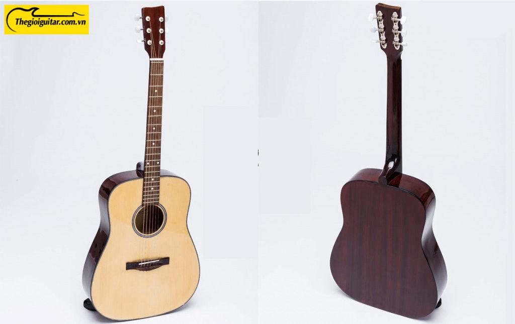 Đàn Guitar Acoustic Badon VE70. Giá 1.100.000đ
