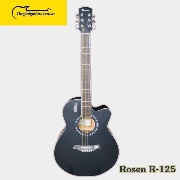 Guitar Rosen R-125