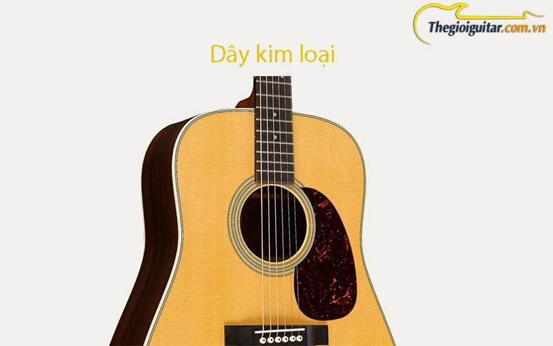 Dây đàn guitar Acoustic