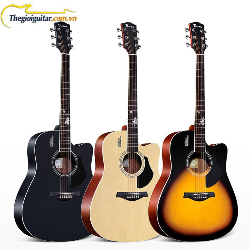 Guitar Rosen G12F - Hotline: 0969 919  586- www.thegioiguitar.com.vn