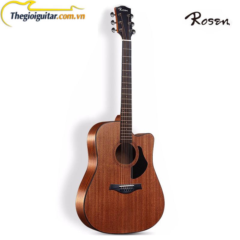 Guitar Rosen G15 - Hotline: 0969 919 586 - www.thegioiguitar.com.vn