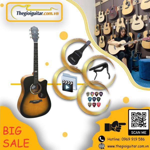 Guitar Mantic GT1GCSB