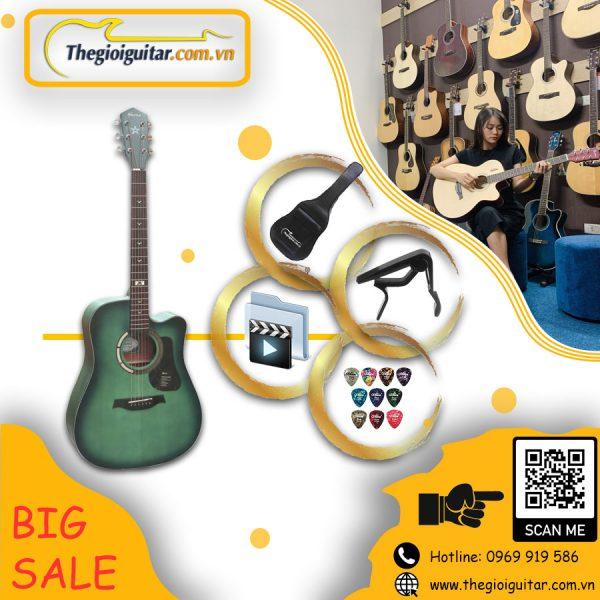 Guitar Mantic GT-1GCGR